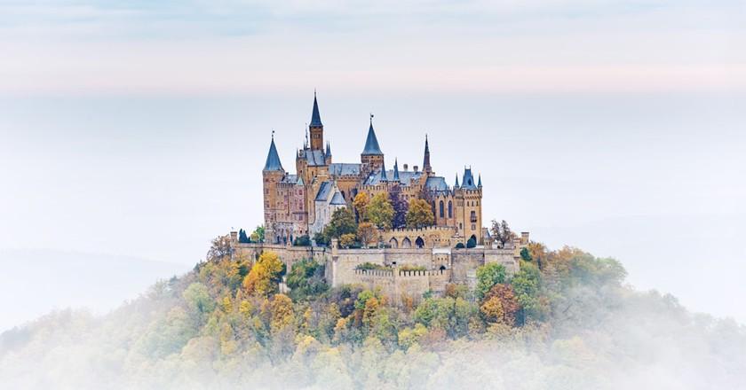 German Castle Hohenzollern | © ER_09/Shutterstock