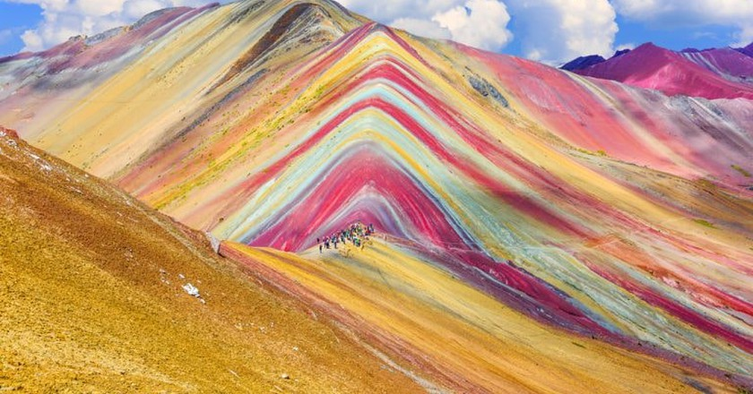 Rainbow Mountain, Peru | © emperorcosar / Shutterstock
