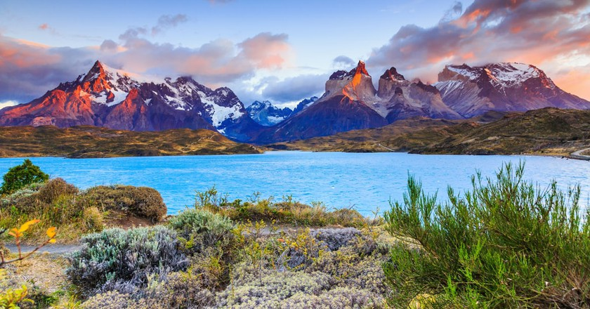 The stunning Torres del Paine   © emperorcosar / Shutterstock