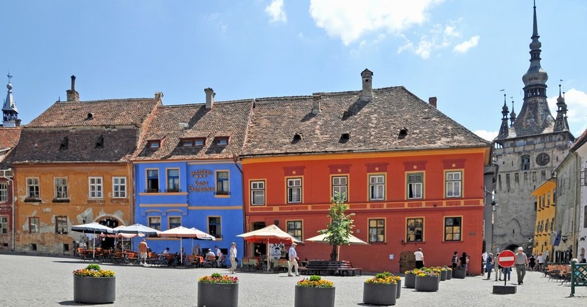 10 Best Restaurants in Sighișoara