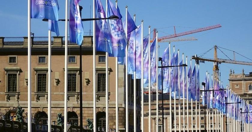 Stockholm caught Eurovision fever in 2016 | © Holger Ellgaard / Wikipedia Commons