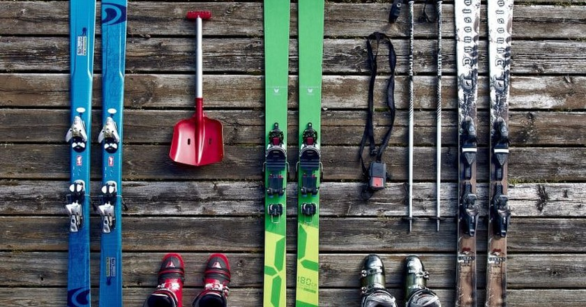 Ski gear | © tookapic/pixabay