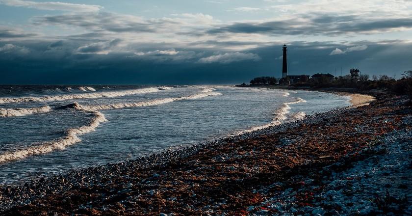 Sorve lighthouse | © Kārlis Dambrāns/Flickr