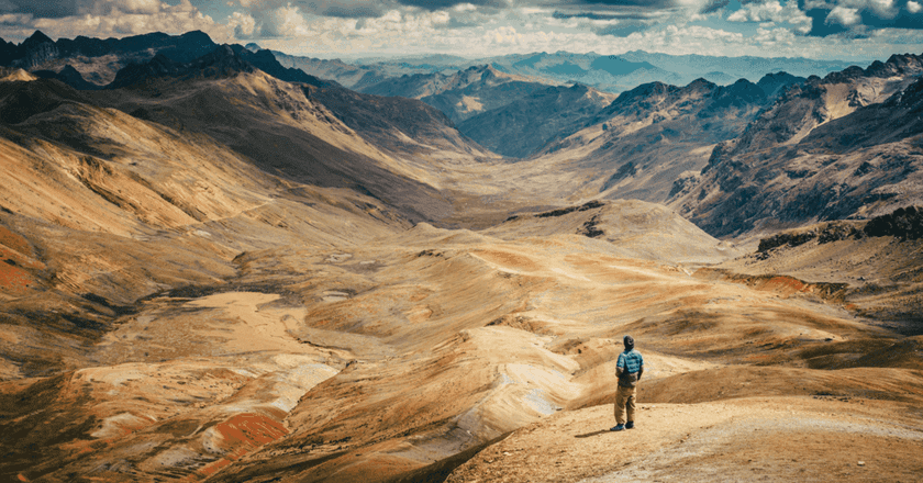 The Altiplano, Peru | © Arto Marttinen/Unsplash