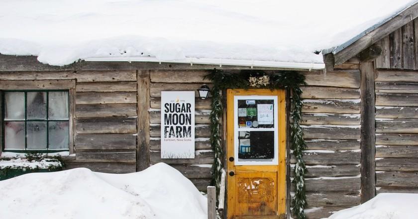 Sugar Moon Farm  © Michael Stack@mjstackhfx