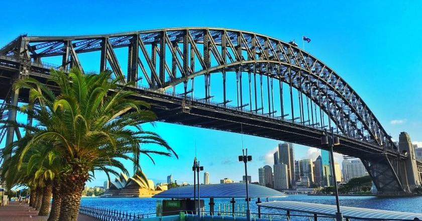 Sydney Harbour Bridge | © GoodGuyPaul/Pixabay