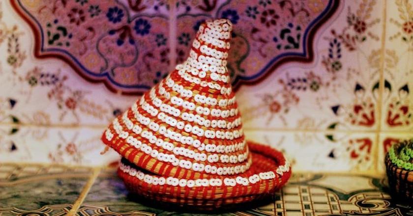 A traditional earthenware tagine | © pixabay