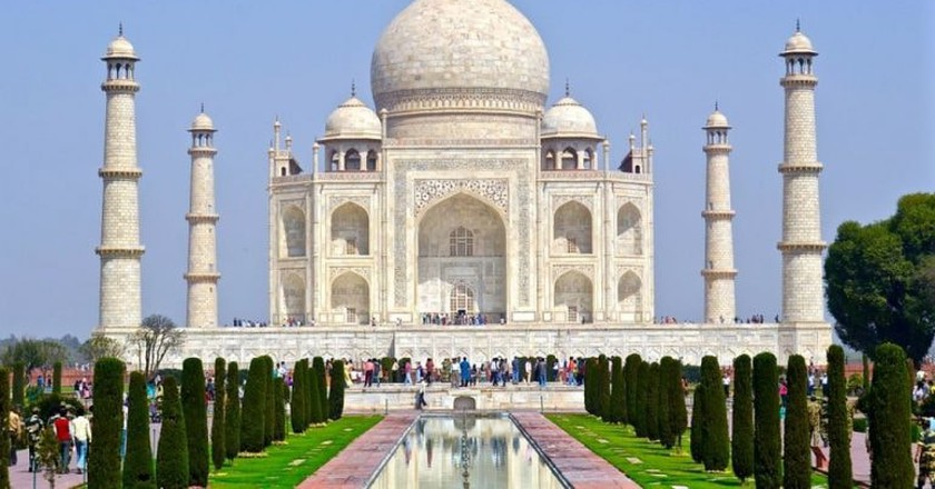 Taj Mahal, Agra | © wiganparky0 / pixabay
