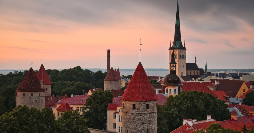 Tallinn| ©Rob Oo/Flickr