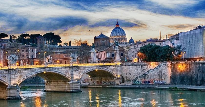 River Tiber | © hsvbooth/Pixabay
