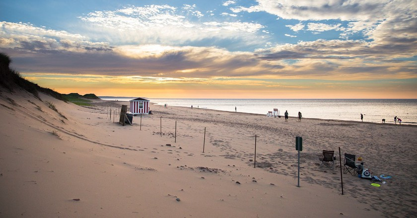 Cavendish Beach  © Tourism PEI / Carrie Gregory