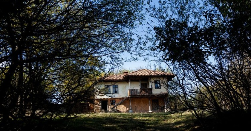 In Photos: The Lives Left Behind in Bulgaria's Abandoned Villages
