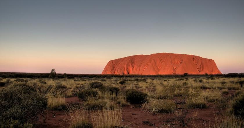 Uluru | © nosha/Flickr