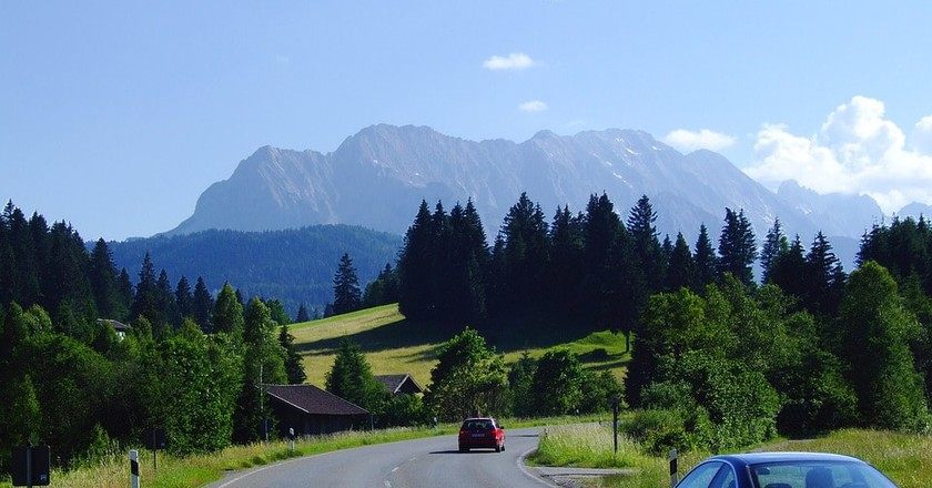Driving through Bavaria, Germany | © ADD / Pixabay