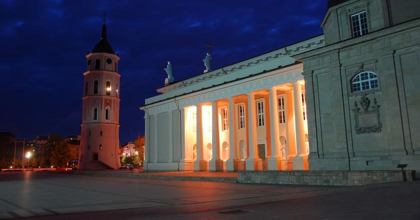 Vilnius Old Town| ©F Mira/Flickr