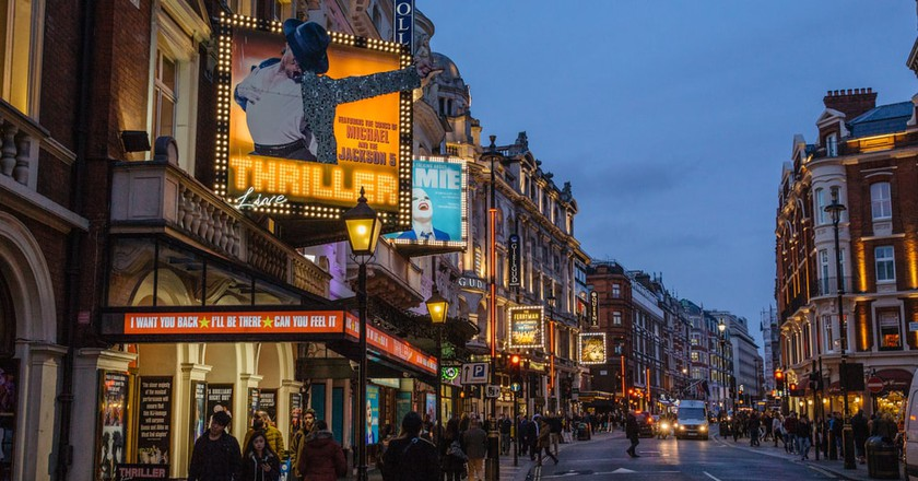 7 Ways You Can Spend Your Hard Earned Cash in London's West End