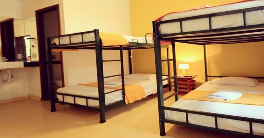 The Mango Tree Hostel's spacious rooms | (c) Mango Tree Hostel