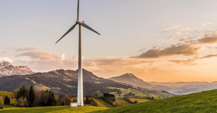 Renewable energy will be key to fighting climate change | © Felix_Broeinnimann / Pixabay