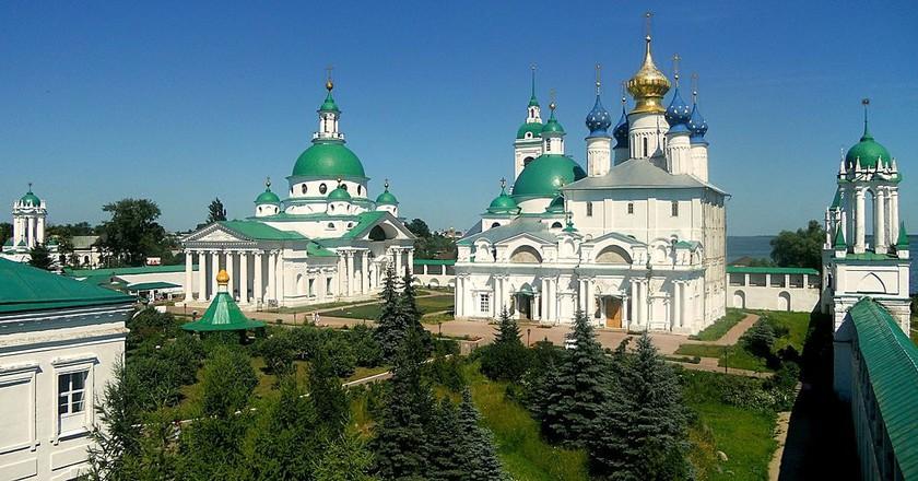 Spaso-Yakovlevsky Monastery | © Liza veta / WikiCommons