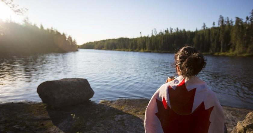 Woodland Caribou Provincial Park | © OTMPC