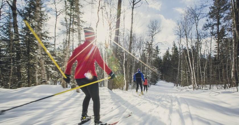Skiing in Ontario | © OTMPC
