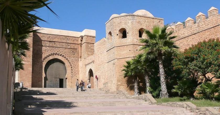Kasbah of Oudaia  ©Pline/WikiCommons