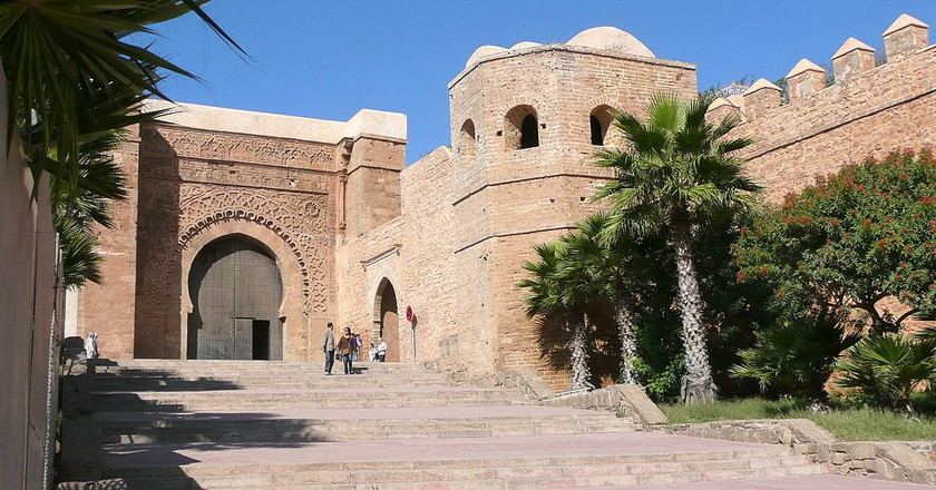 Kasbah of Oudaia | © Pline/WikiCommons