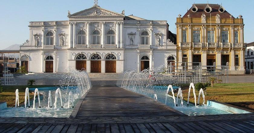 Municipal Theatre in Iquique   © Fabolu / WikiCommons