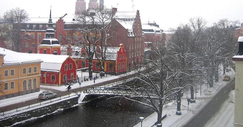 Uppsala | © Sean Biehle / WikiCommons