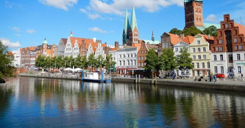 Lübeck, Germany I © K.ristof / Flickr