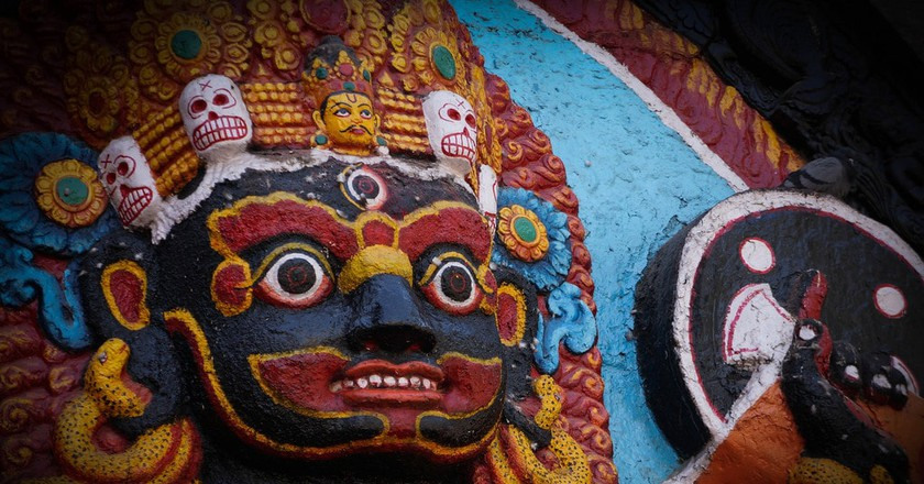 Kala Bhairav / (c) brando/Flickr