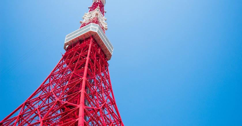 Tokyo Tower (東京タワー) | © Alex Chen/ Flickr