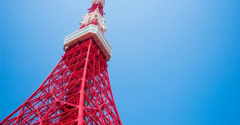 Tokyo Tower (東京タワー) | © Alex Chen/ Flickr