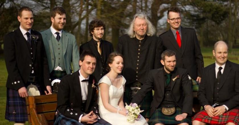 The 10 most romantic scottish wedding traditions solutioingenieria Images