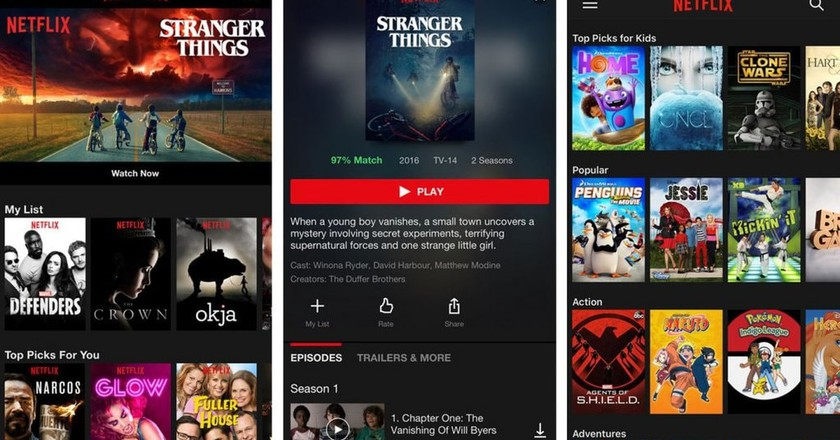 How Netflix Tells You What You Want to Watch