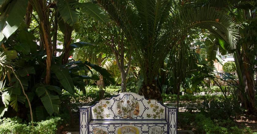 Alameda Park, Marbella | © Kamyar Adl/Flickr