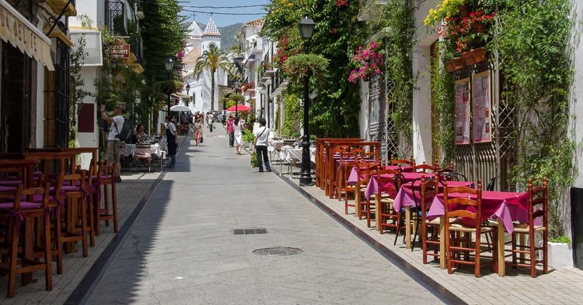 Marbella's Old Town | © Kamyar Adl/Flickr