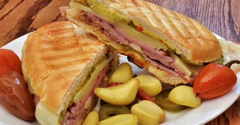 Cuban sandwich | © jeffreyw / Flickr