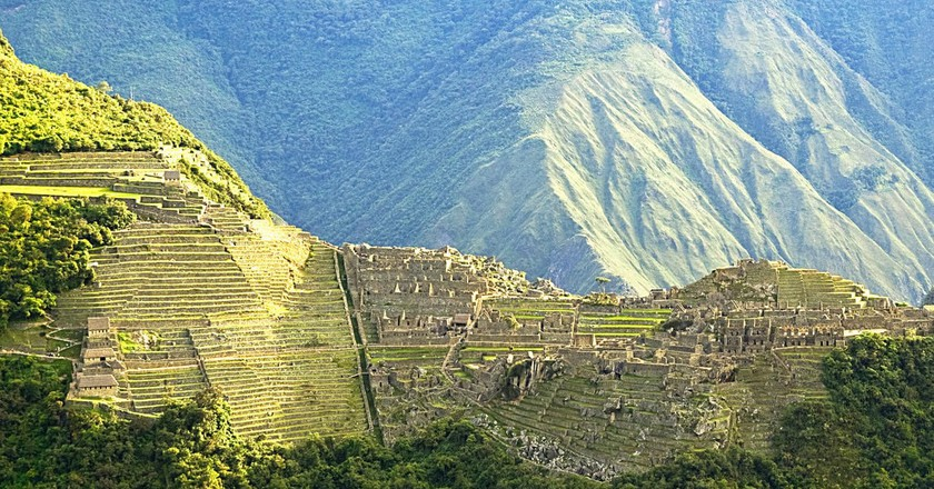 Machu Picchu from Putucusi Mountain | ©Dimitry B. / Flickr