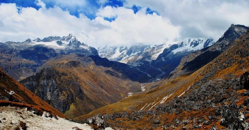 Dzongri Pass, Sikkim   © *snap-snap* / Flickr