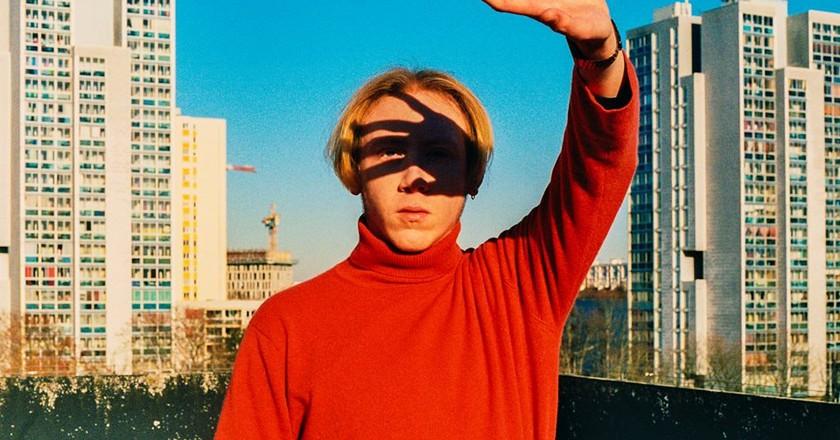 Eddy de Pretto the rapper | Courtesy of Axel Morin
