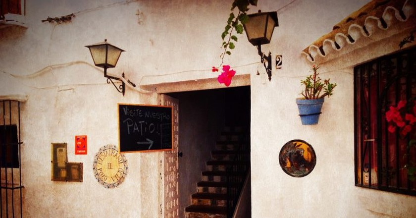 A house in Marbella's Old Town | © Nick Kenrick/Flickr
