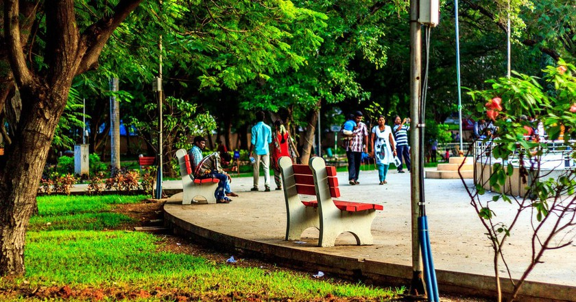 Anna Nagar is popular for its sprawling parks and green spaces such as the Tower Park | ©Aravindan Ganesan/Flickr