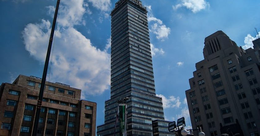 Torre Latinoamericana │© Alvaro Sánchez / flickr