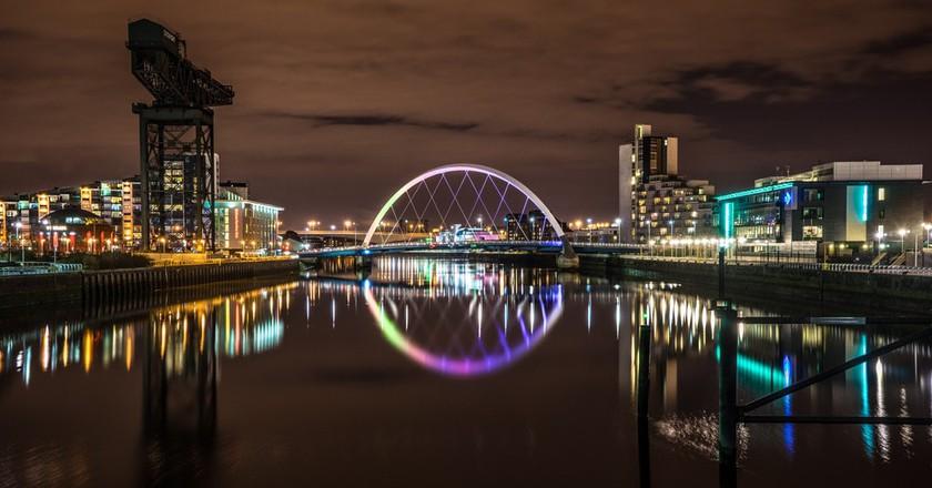 Clyde Arch, Glasgow   © Giuseppe Milo/Flickr