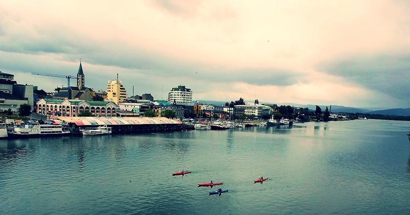 Bay of Valdivia| © Jorge Sanchez / Flickr