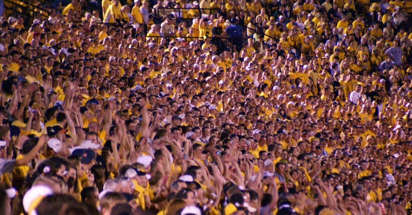 Who Really Invented the Mexican Wave?