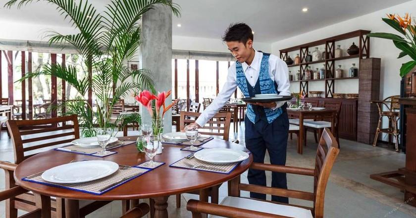 Restaurant du Crabe d Or   ©Riverside Boutique Resort/Hotels.com