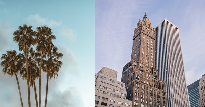 Take Our Quiz and Find out If You Belong in LA or NYC