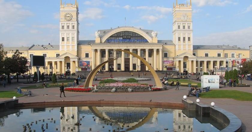 Kharkov, Ukraine|©Vladimir Khalev/WikiCommons